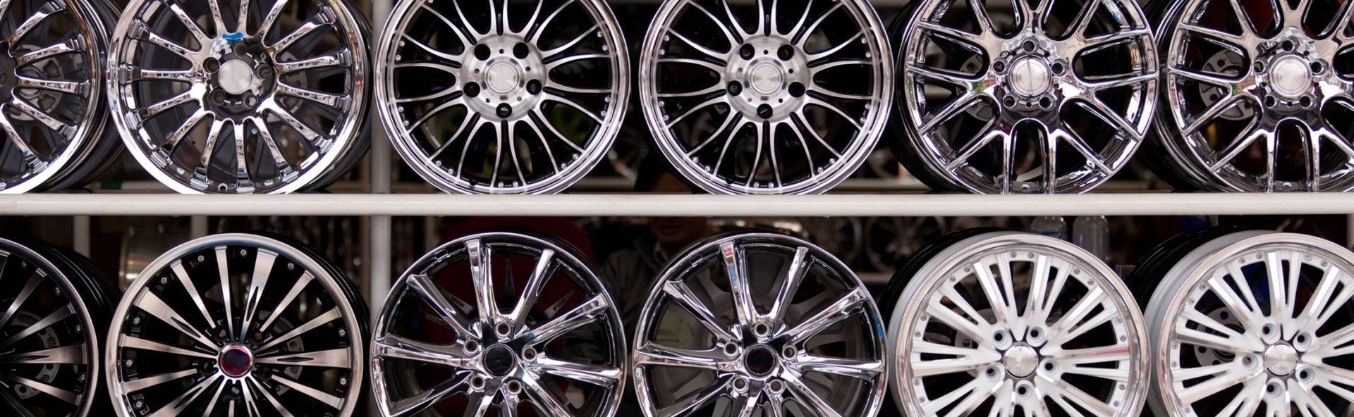 Mags et roues garage mécanique tirecraft
