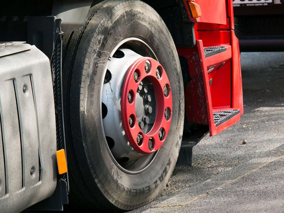 pneus de camions lourds